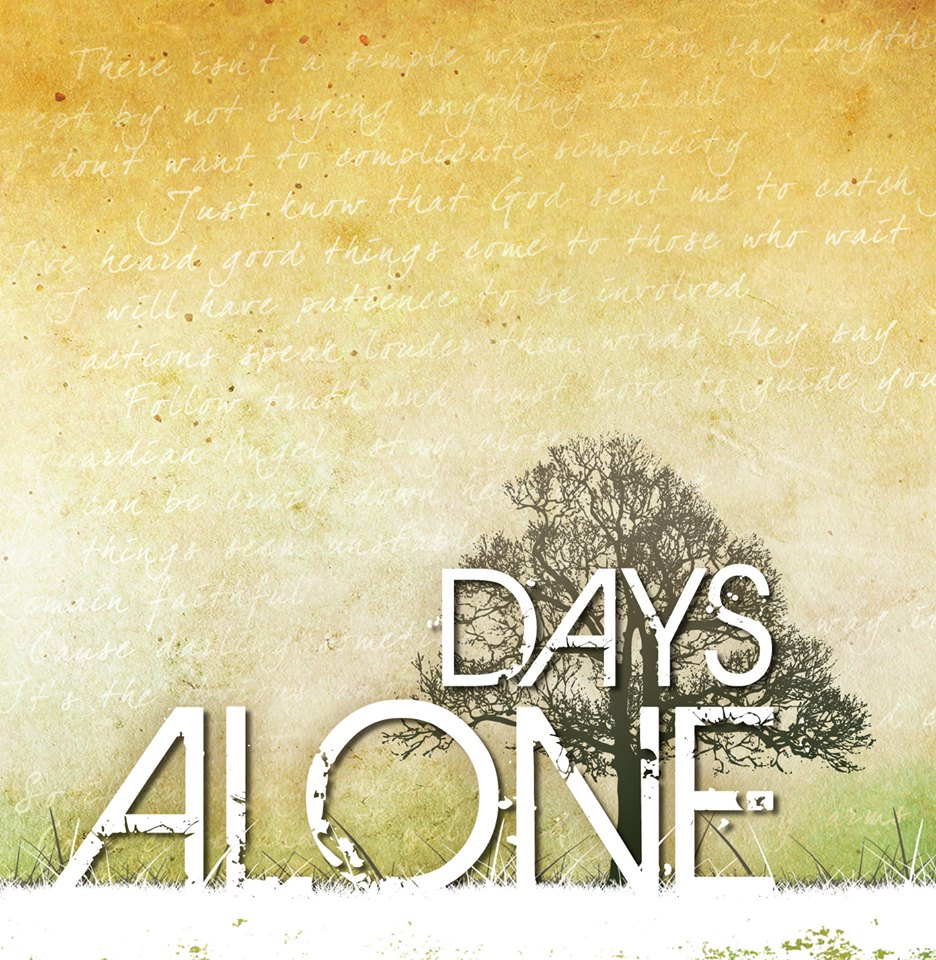 Days Alone CD Cover
